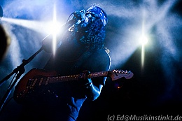 Brant Bjork and the Low Desert Punk Band - Neuensee, Rock im Wald, 25.07.2015