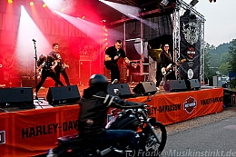 The Carburetors - Willingen, Bike Week, 15.07.2016