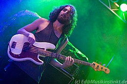 Uncle Acid & The Deadbeats - Neuensee, Rock im Wald, 30.07.2016