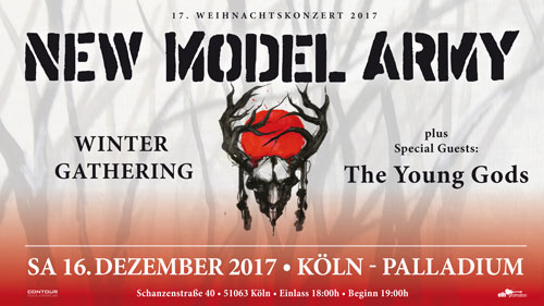 New Model Army - Winter 2017
